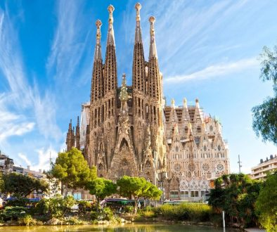 Барселона Саграда Фамилия