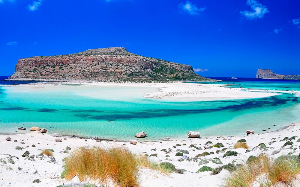 Крит лагуна Баллос