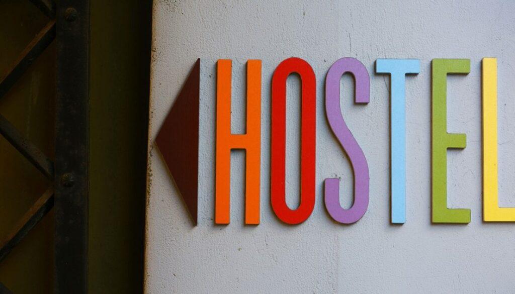 hostel_sign