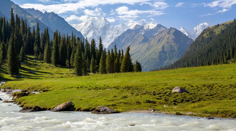 Киргизия что посмотреть