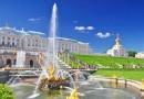 В Петергофе завершился сезон фонтанов. Вход бесплатный