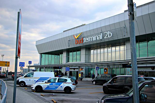 Будапешт аэропорт терминал 2B