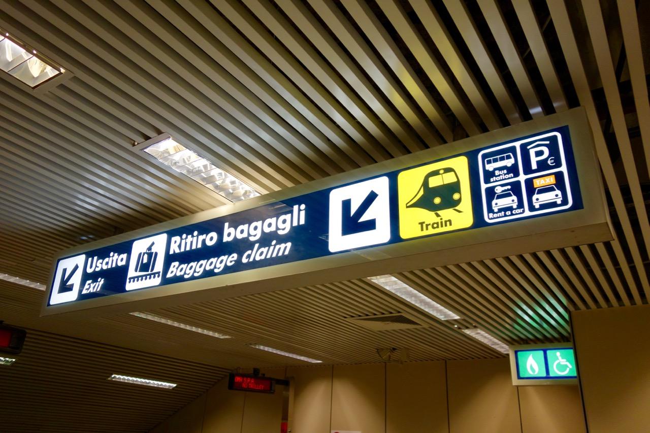 трансфер аэропорт Рима