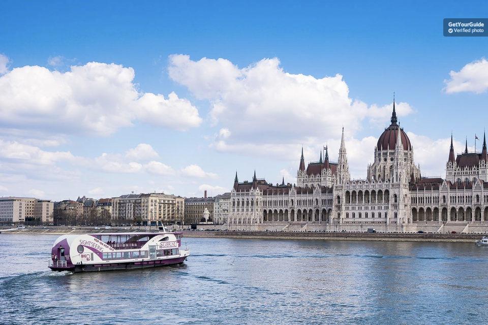 Будапешт круиз по Дунаю