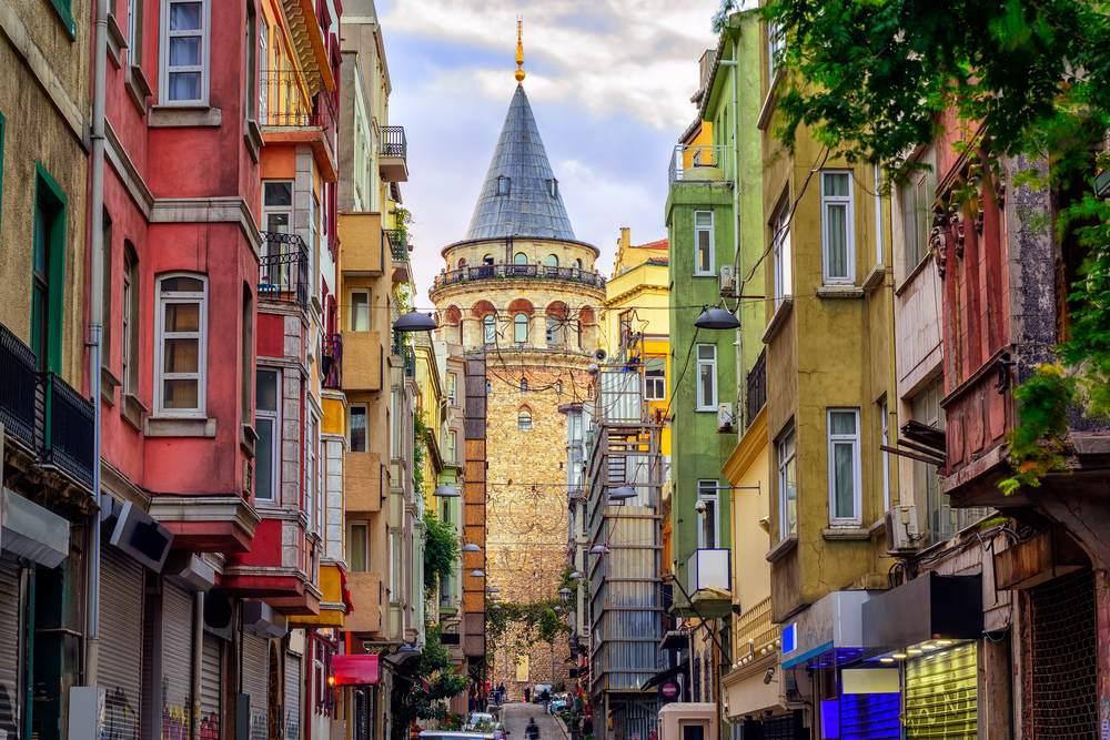 Где остановиться в Стамбуле? Лучшие районы для жилья, карта