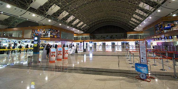 Аэропорт Стамбул Сабихи Гекчен