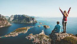 Куда поехать Норвегия