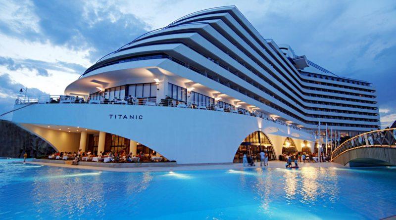 Анталия Отель Titanic Beach отзывы