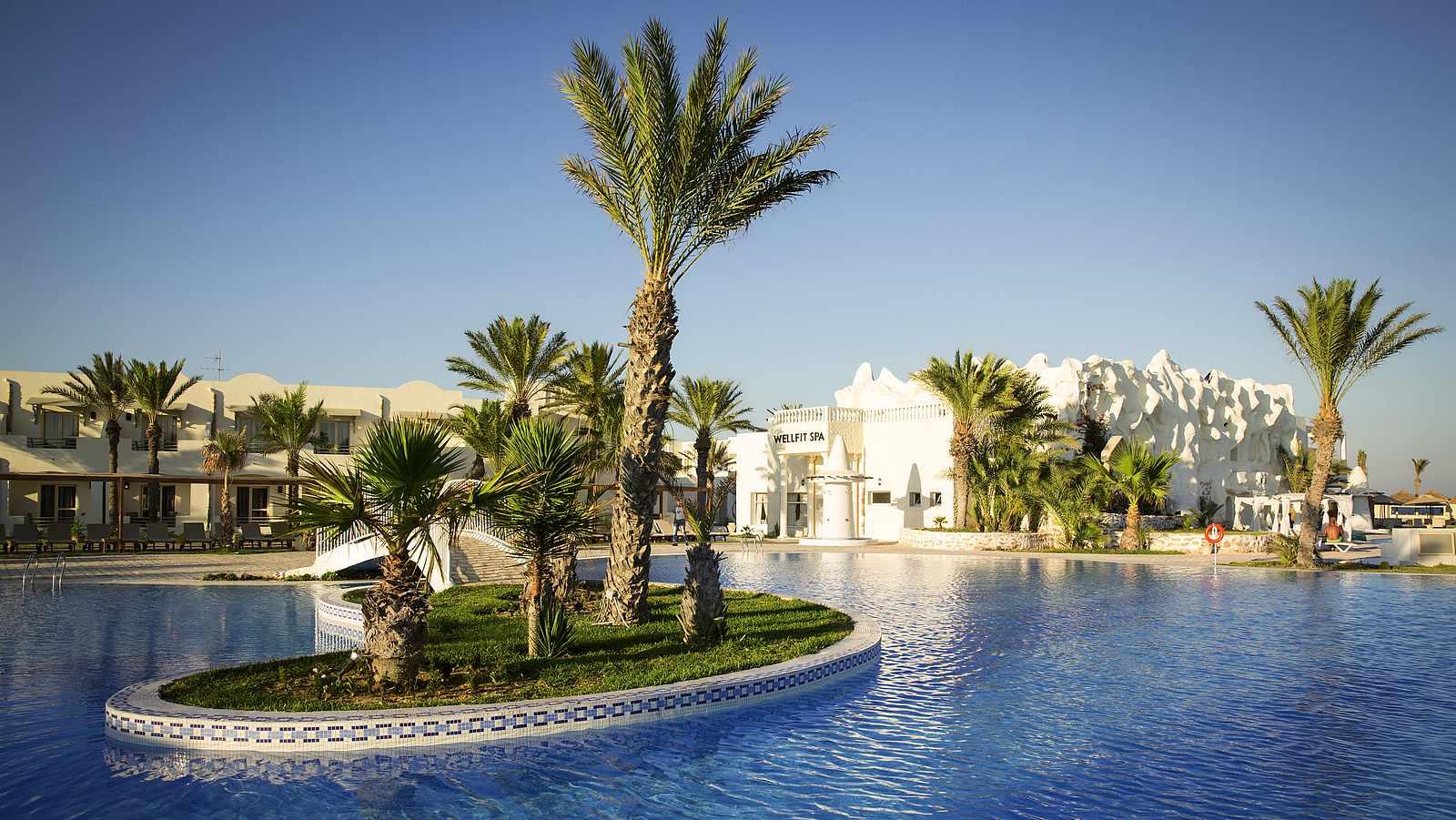 Тунис остров Джерба