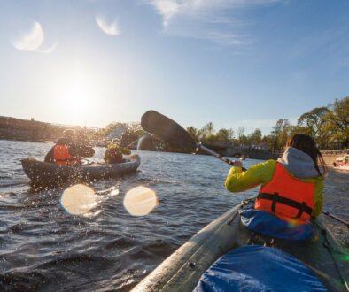 Экскурсии по рекам и каналам Петербурга