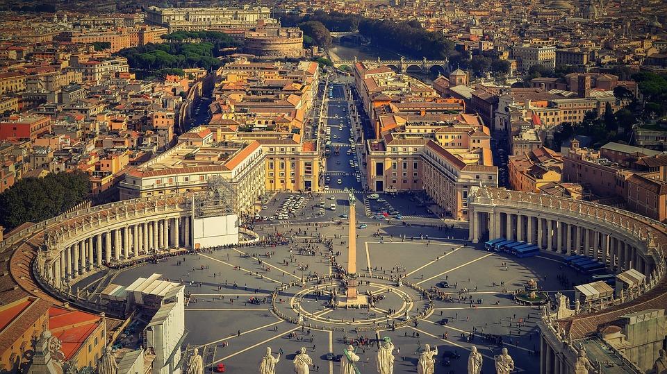 Станцы Рафаэля в музее Ватикана - история фото описание где находится цены 2020 карта