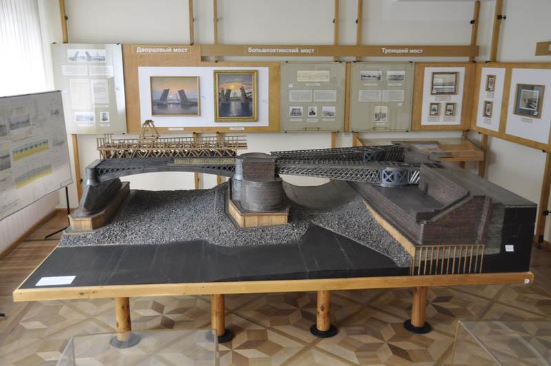 Музей мостов в Петербурге