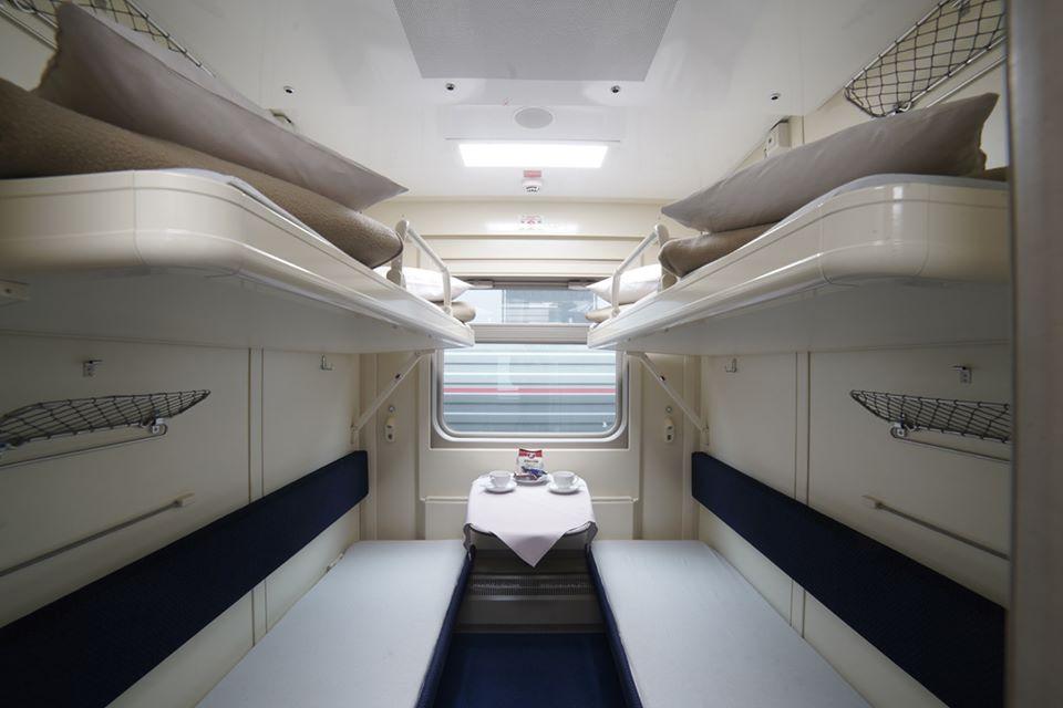 поезд в Крым