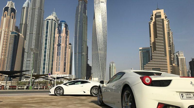 Дубай аренда авто