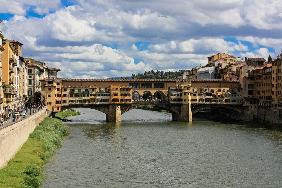 Флоренция мост