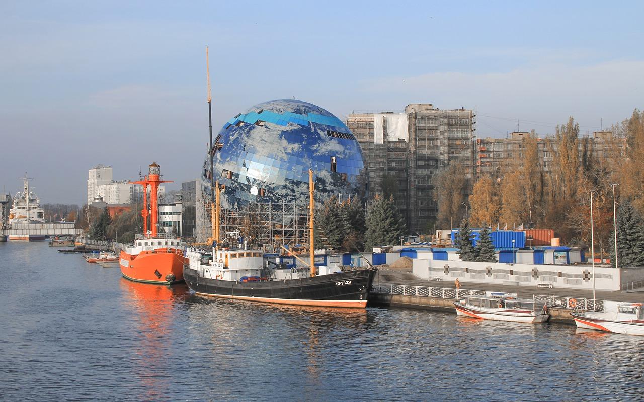 Калининград музей океана