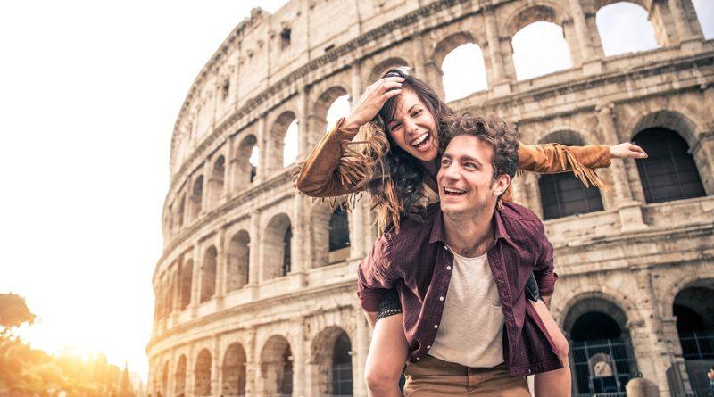 Путешествия вдвоем Рим