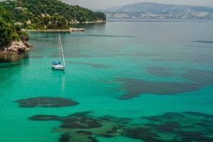 Греция Корфу