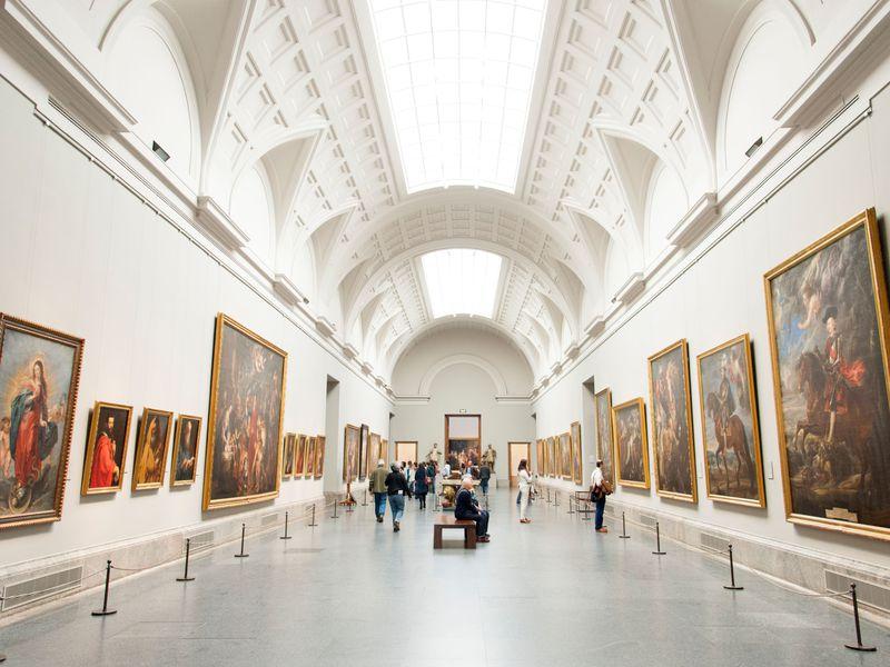 музей Прадо Мадрид