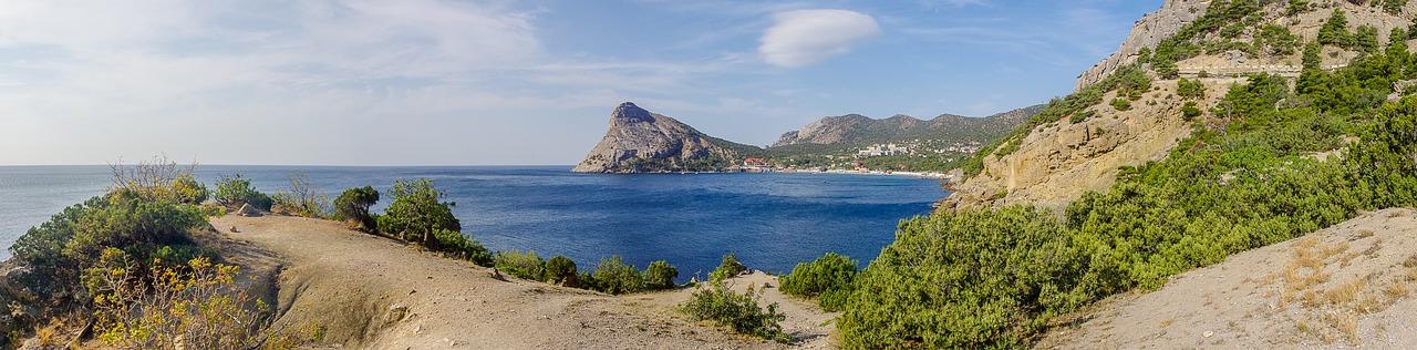 Крым природа