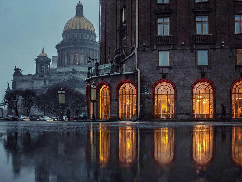 Интересные экскурсии по Петербургу