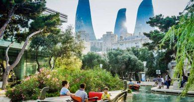 Что посмотреть в Баку за выходные