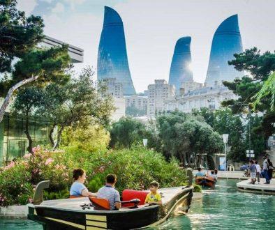 Баку Башни огня