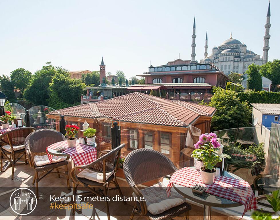 Стамбул отели
