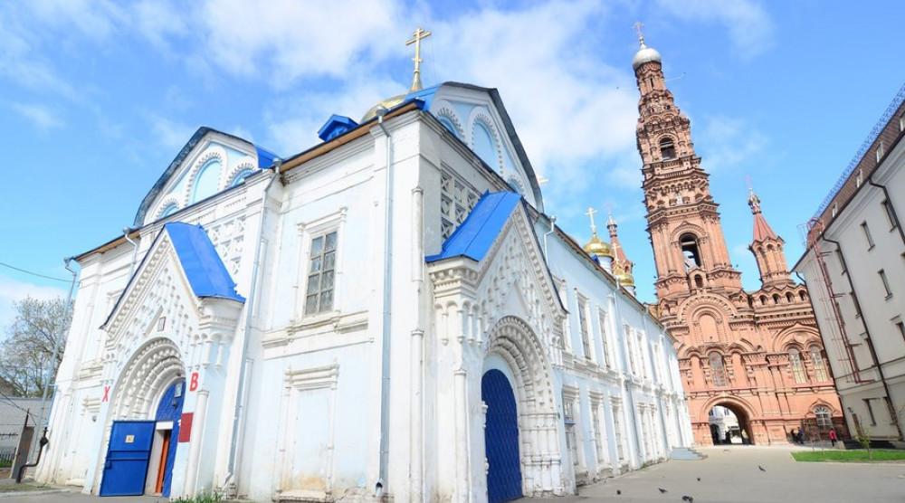 Казань Богоявленский собор
