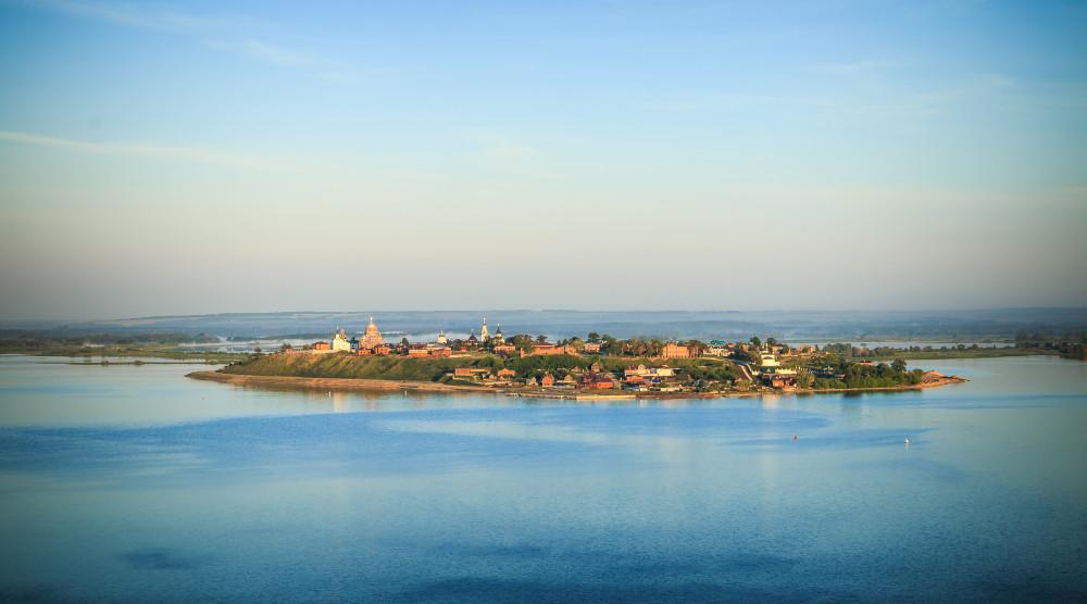 Казань Свияжск