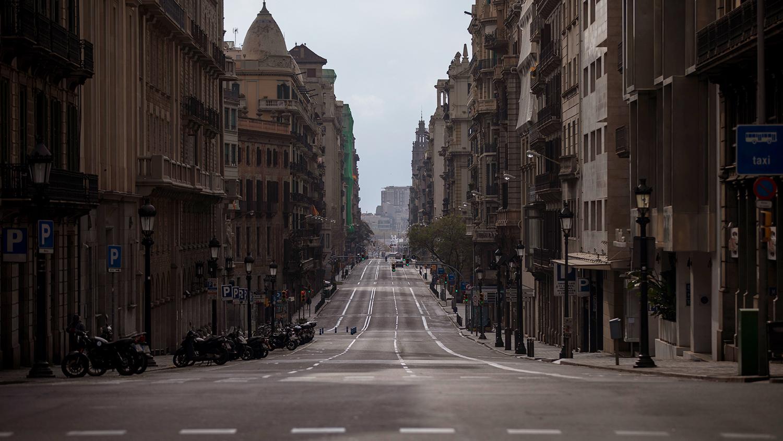 Барселона коронавирус