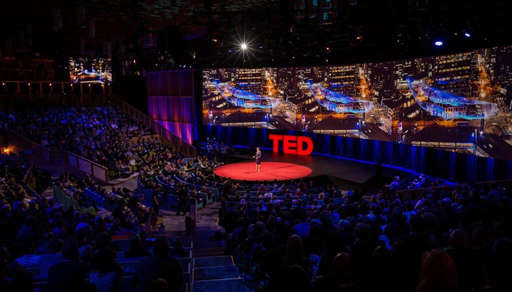 лекции TED путешествия