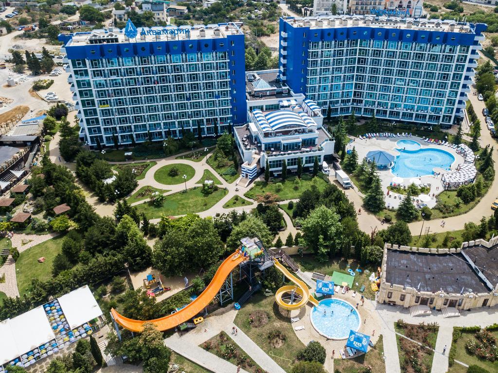 отель Аквамарин Крым