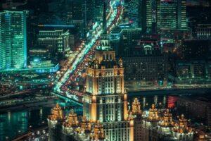 Москва Сити Башня Федерация