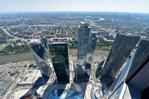 Москва Сити Башня Империя