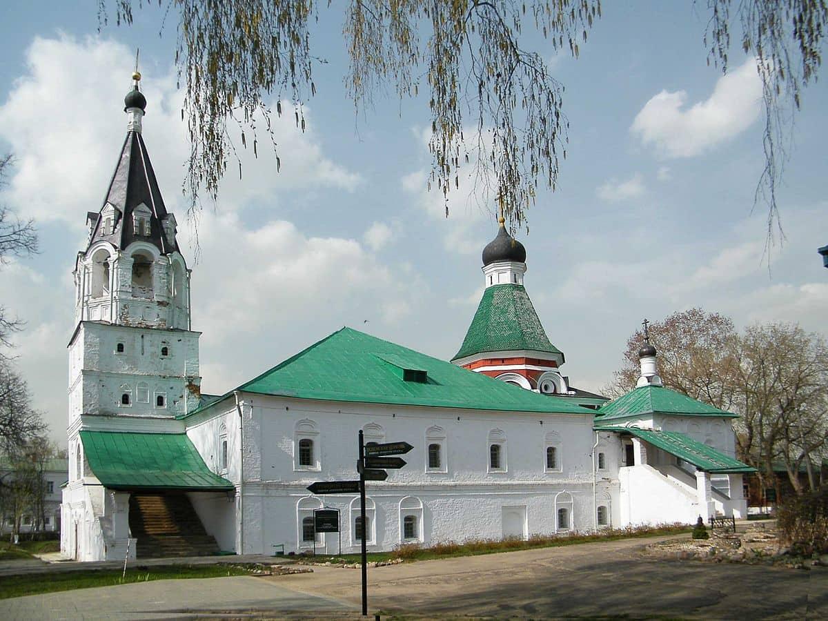 покровская церковь александров