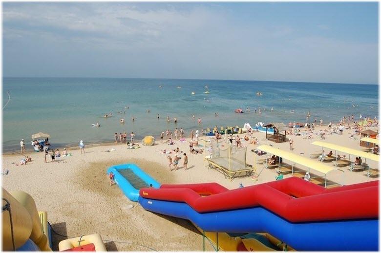 Ана пляж Фея