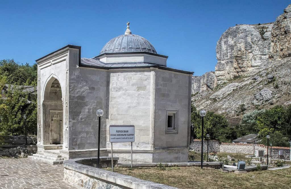Мавзолей Тюрбе Хаджи I Гирея в Бахчисарае