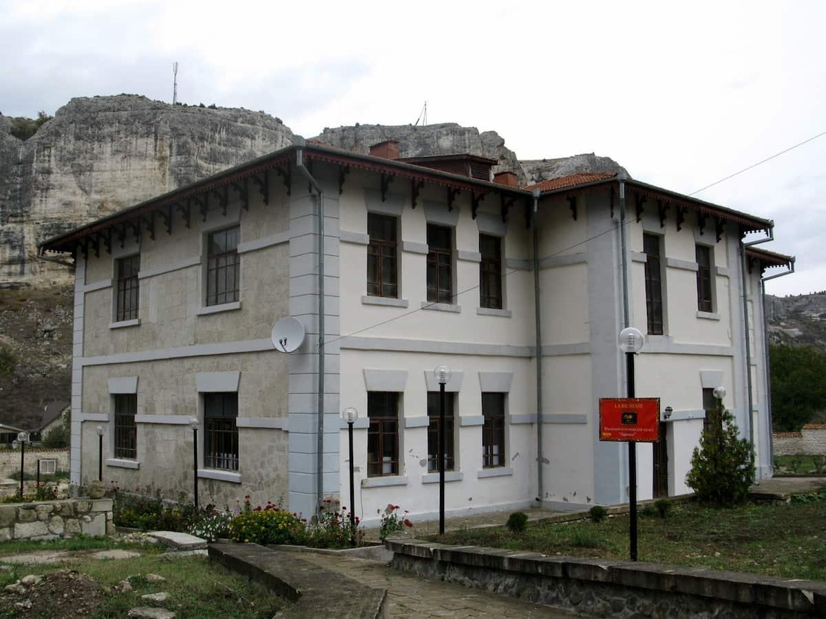 Музей Ларишес в Бахчисарае1