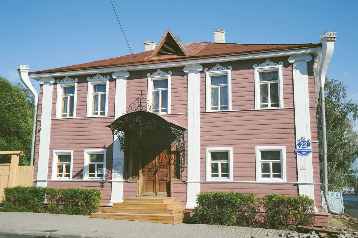 Мемориальный дом-музей Верещагиных в Череповце