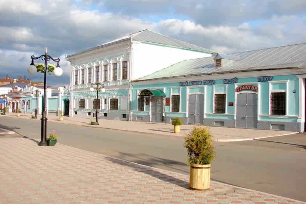 Музей-театр «Трактир» в Елабуге