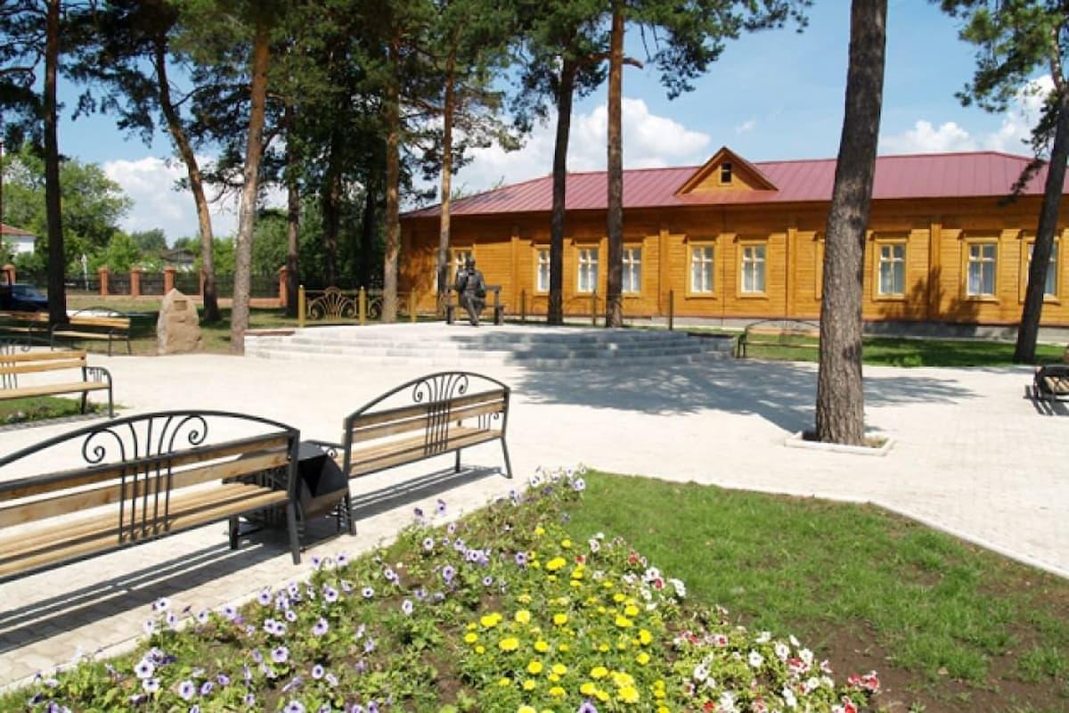 Музей уездной медицины имени В.М. Бехтерева в Елабуге