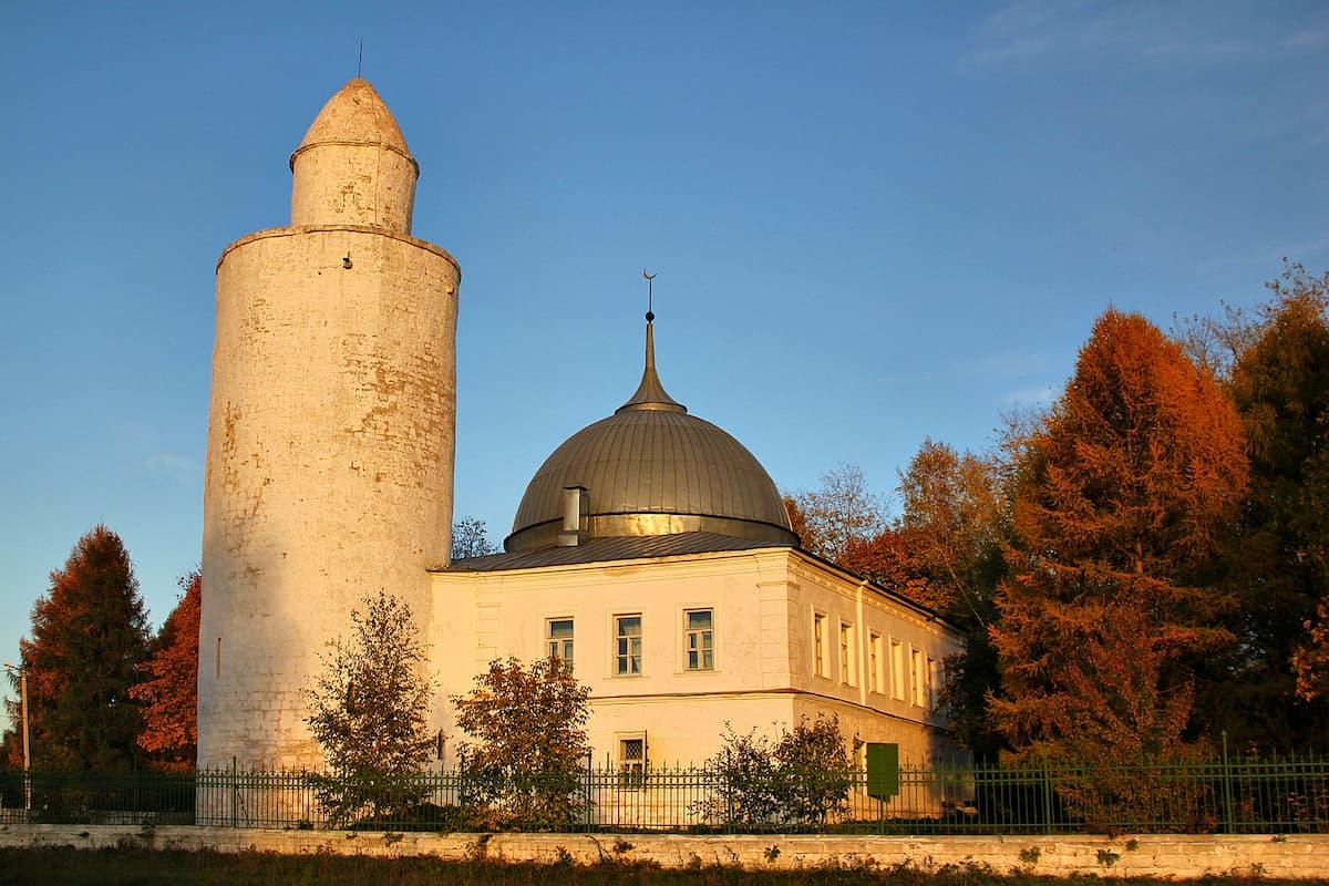 Ханская мечеть Касимова