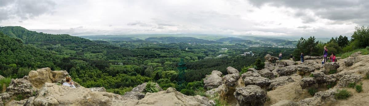 Кисловодск горный парк