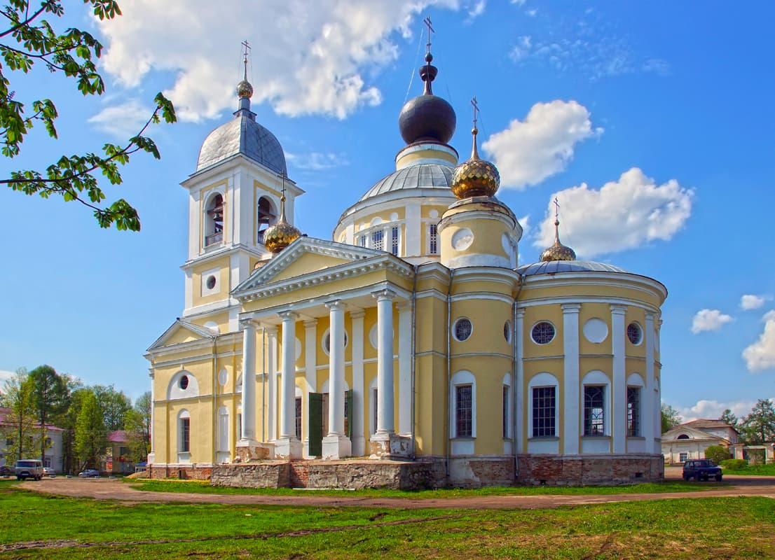 Успенский собор Мышкина