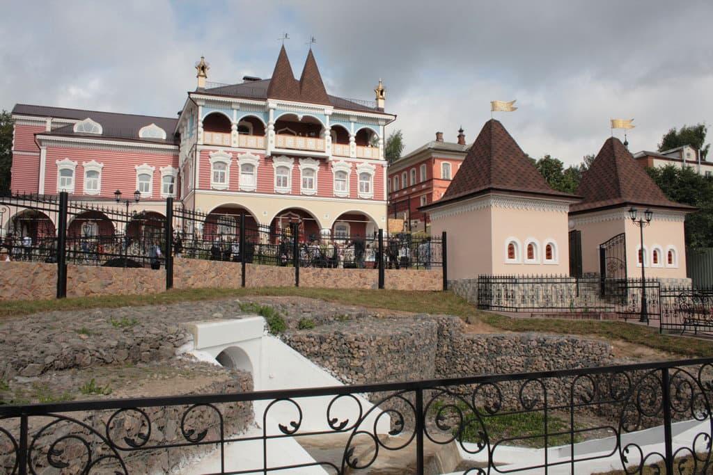 Туристско-образовательный комплекс «Мышкины палаты»