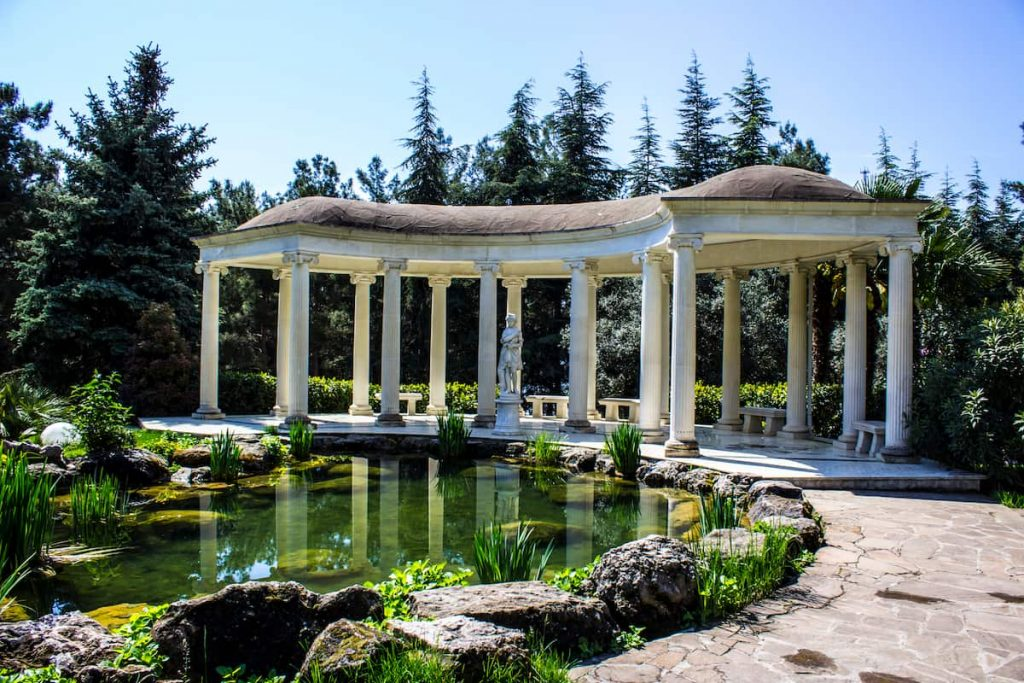 Партенит парк
