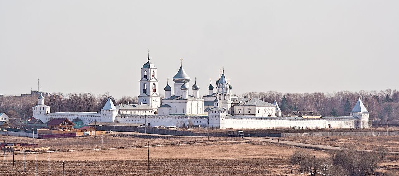 Никитский монастырь в Переславле-Залесском