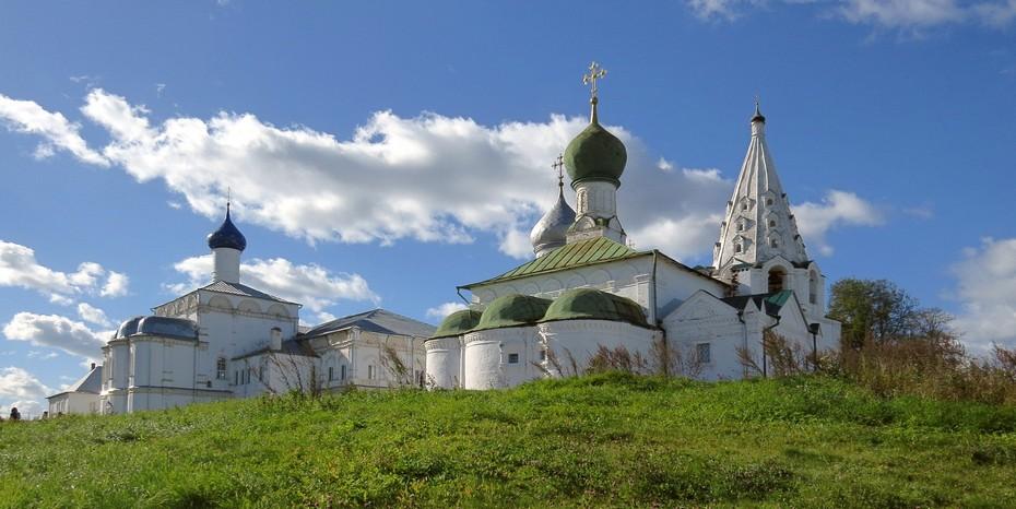 Свято-Троицкий Данилов монастырь в Переславле-Залесском