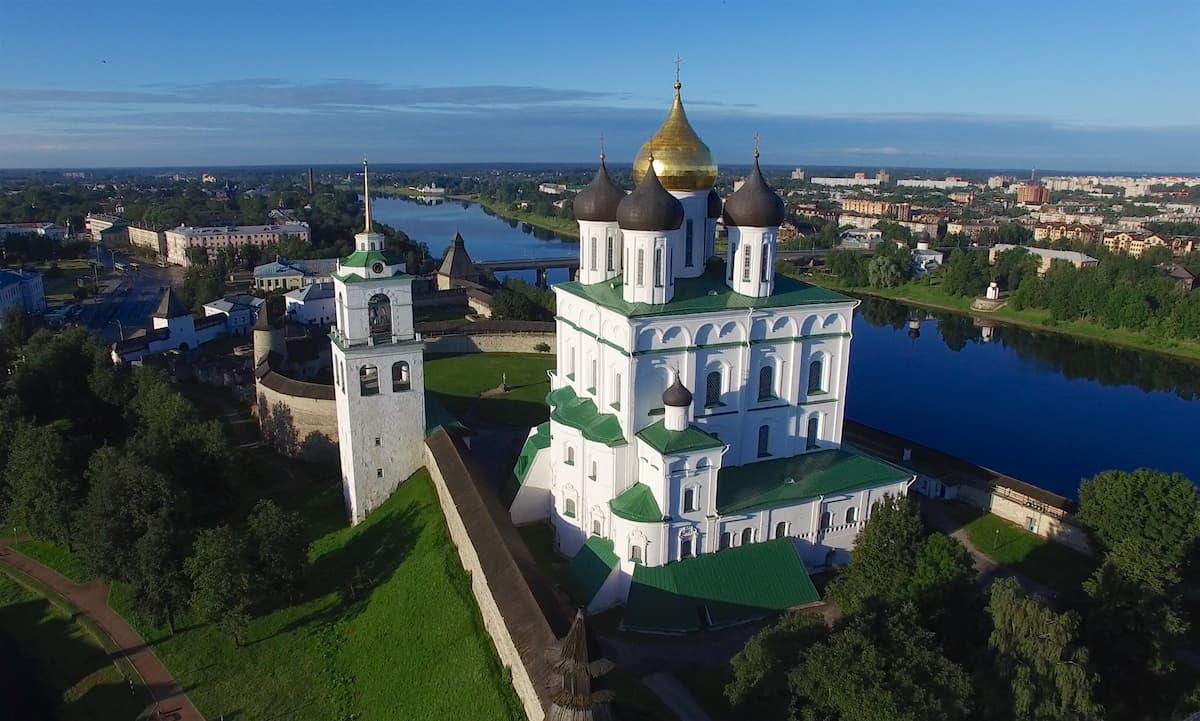 Свято-Троицкий кафедральный собор Пскова